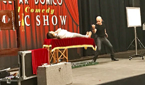 Magician Cesar Domico - Magic shows in Bonita Springs